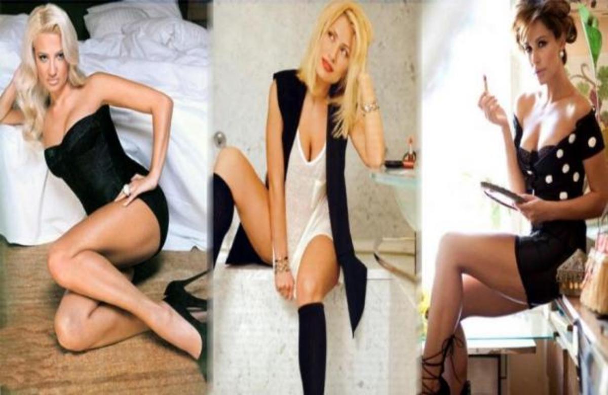 Όταν λυγερόκορμες celebrities χορεύουν… αισθησιακό τσιφτετέλι! | Newsit.gr
