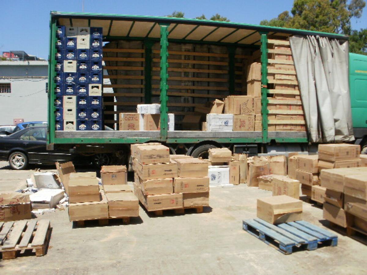 Καλαμάτα: Παράτησαν πάνω από 585 χιλιάδες πακέτα με λαθραία τσιγάρα για να γλιτώσουν | Newsit.gr