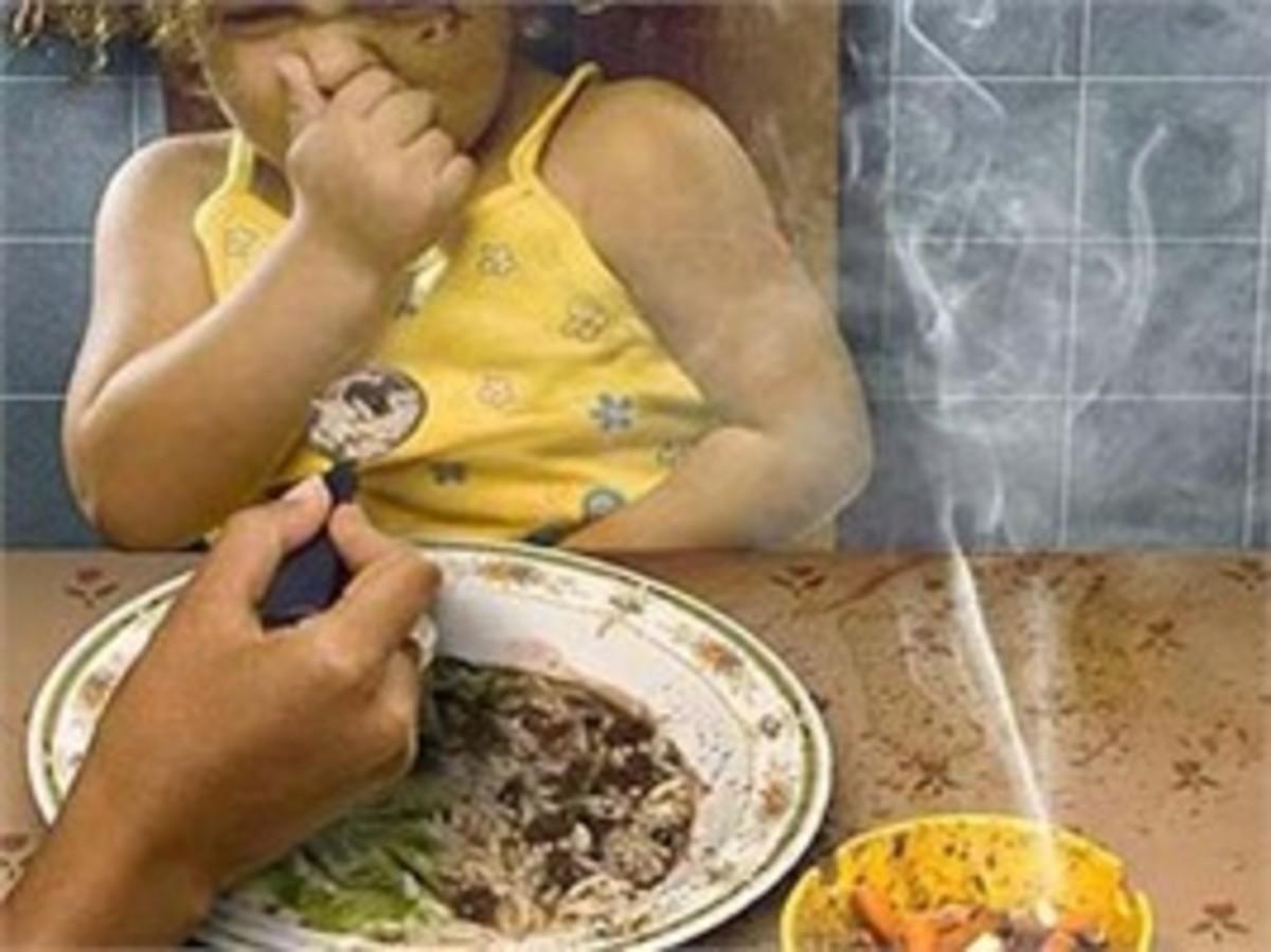 Γεμάτα καρκινογόνες ουσίες τα παιδιά των καπνιστών | Newsit.gr