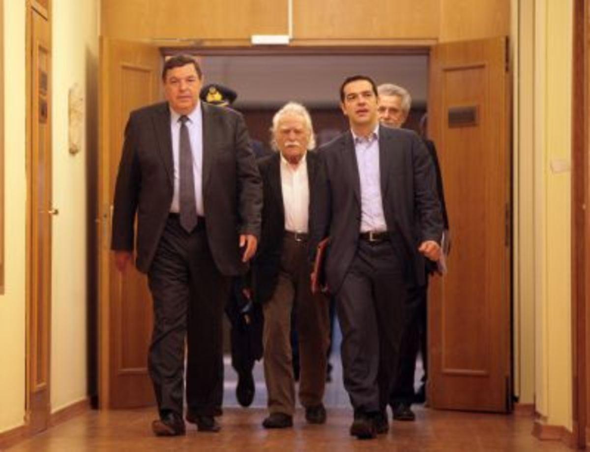 «Λεφτά -στην Άμυνα- δεν υπάρχουν».Τι είπαν οι Αρχηγοί στον Τσίπρα και τα στελέχη του | Newsit.gr