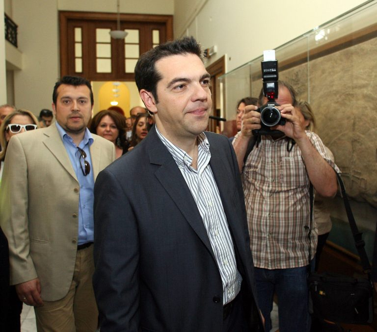 Τσίπρας: που είναι ο Σαμαράς; | Newsit.gr