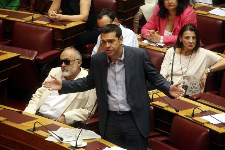 ΣΥΡΙΖΑ: Να μας πει ο πρωθυπουργός ποιο είναι το λόμπι της δραχμής | Newsit.gr