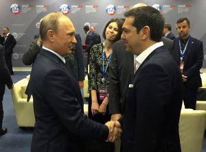 Η στήριξη του Πούτιν και η τηλεφωνική συνομιλία με Τσίπρα