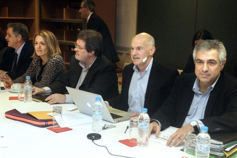 Ο Γ.Παπανδρέου και το… τσιρωτάκι! Δείτε φωτογραφίες   Newsit.gr