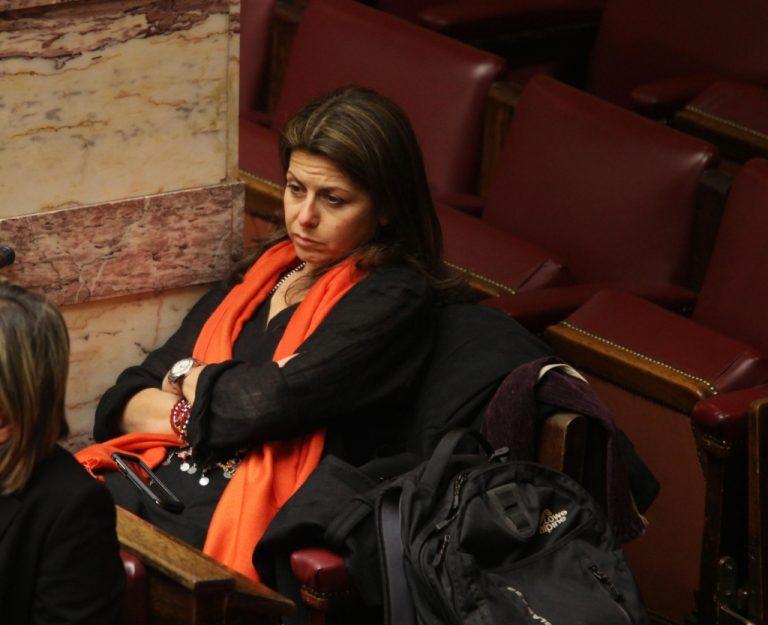 Παραίτηση Μάγιας Τσόκλη για προσωπικούς λόγους αλλά με αιχμές | Newsit.gr