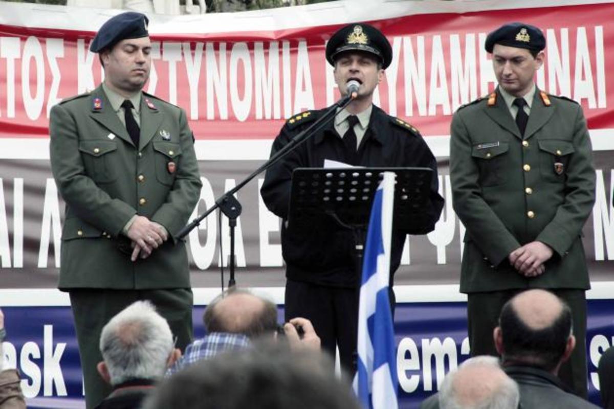«Φλογερή» ομιλία Τσουκαράκη στη Θεσσαλονίκη   Newsit.gr