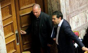 Τσίπρας: Εγώ έδωσα εντολή στον Βαρουφάκη για το plan b – Κάλυψη στον πρώην υπουργό Οικονομικών για το σχέδιο, αλλά με αιχμές για την πολιτική του