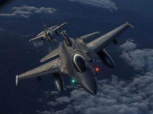 Νέες παραβιάσεις: Αερομαχίες με τουρκικά μαχητικά στο Αιγαίο