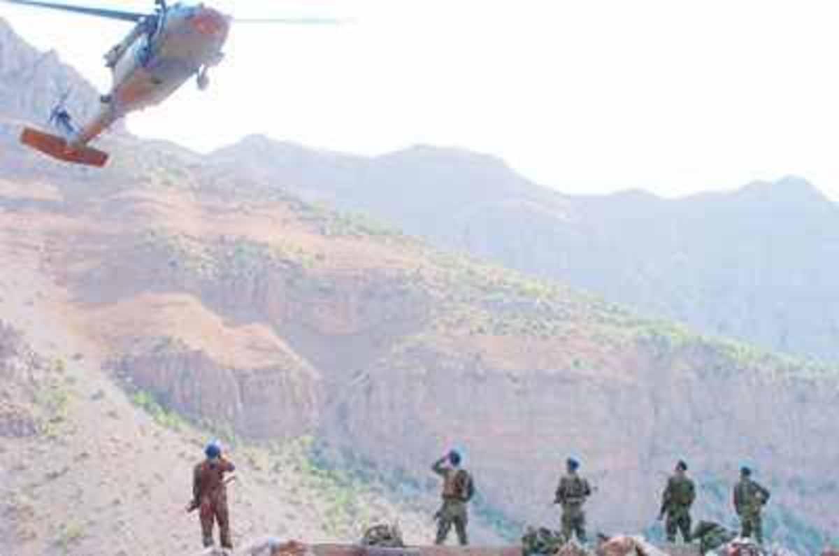 Πως 300 αντάρτες του PKK επιτέθηκαν σε τουρκικό φυλάκιο | Newsit.gr
