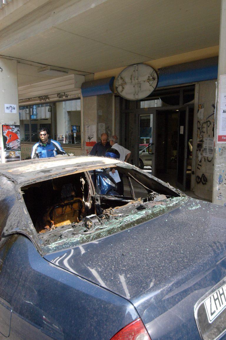 Σέρρες: Γκαζάκια σε αυτοκίνητο του ΟΤΕ | Newsit.gr