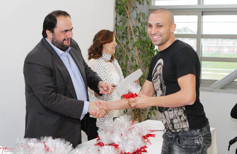 Τετ-α-τετ Μαρικάκη με Τζεμπούρ: Δυνατά για το νταμπλ! | Newsit.gr