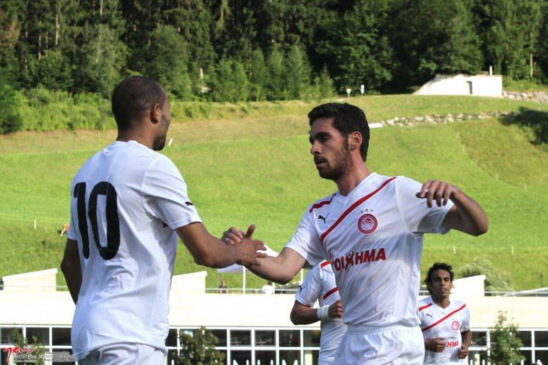 """""""Διπρόσωπος"""" Ολυμπιακός – Φιλική νίκη επί της Βίλεμ   Newsit.gr"""