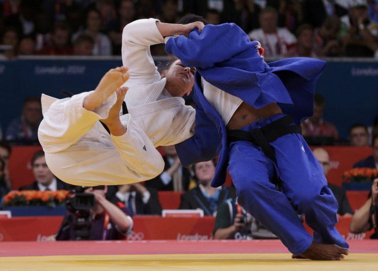 Τζούντο: Πήρε το χρυσό η Χάρισον | Newsit.gr