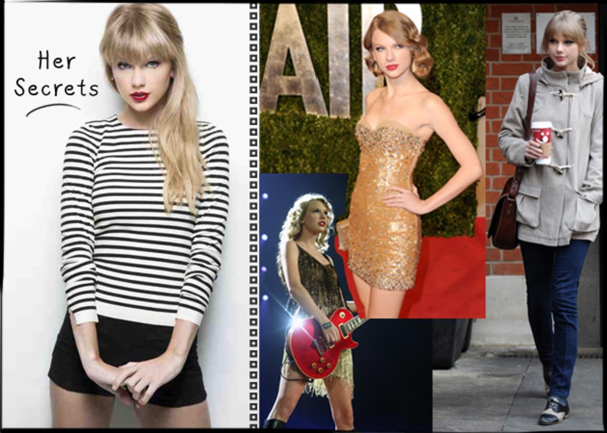 Taylor Swift! Γιατί ο Alexander Wang τη θεωρεί «μέγεθος-υπόδειγμα»; Ποιες είναι οι αναλογίες της; | Newsit.gr