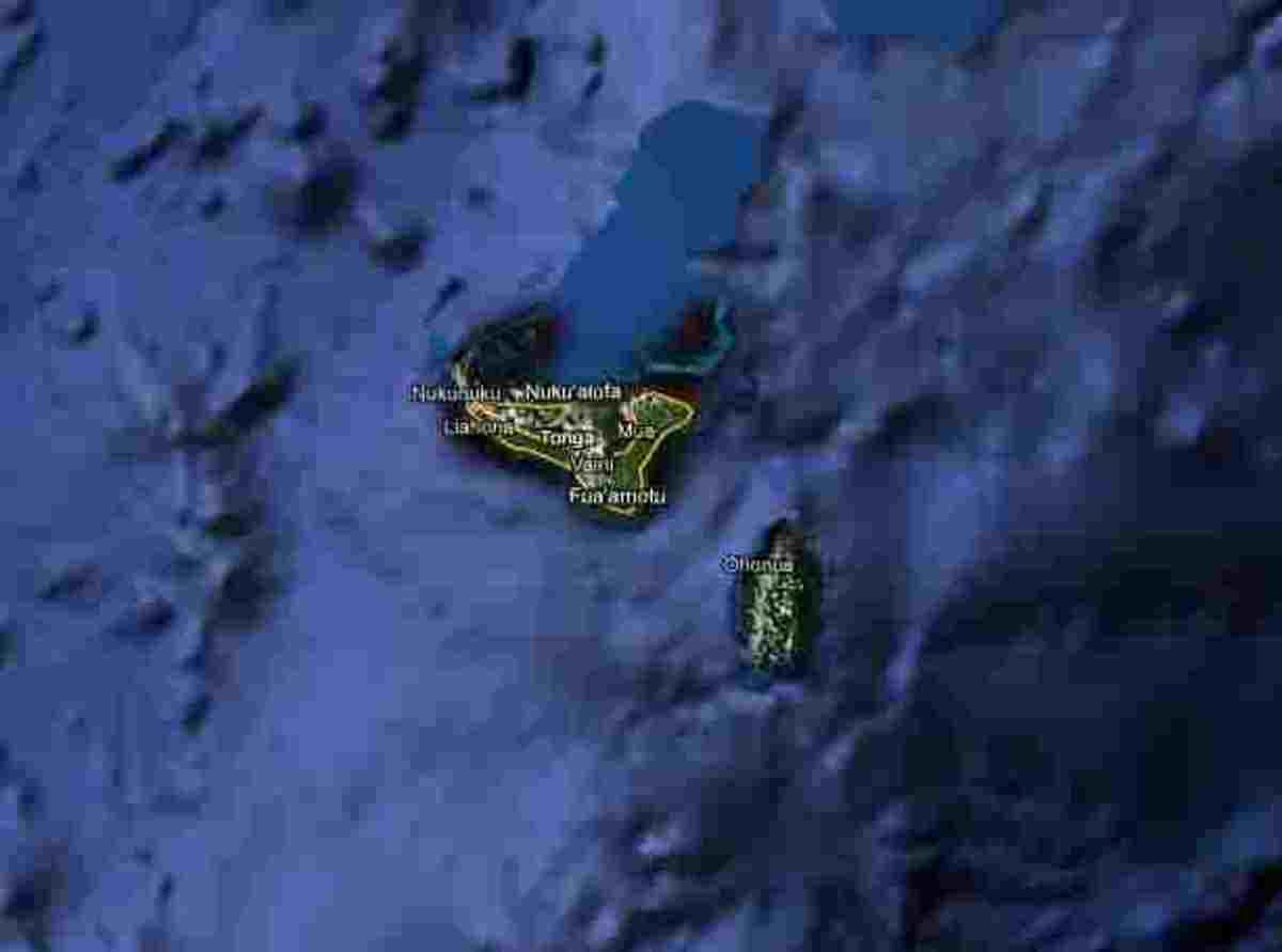 Σεισμός 6,1 Ρίχτερ στα νησιά Τόνγκα του Ειρηνικού   Newsit.gr