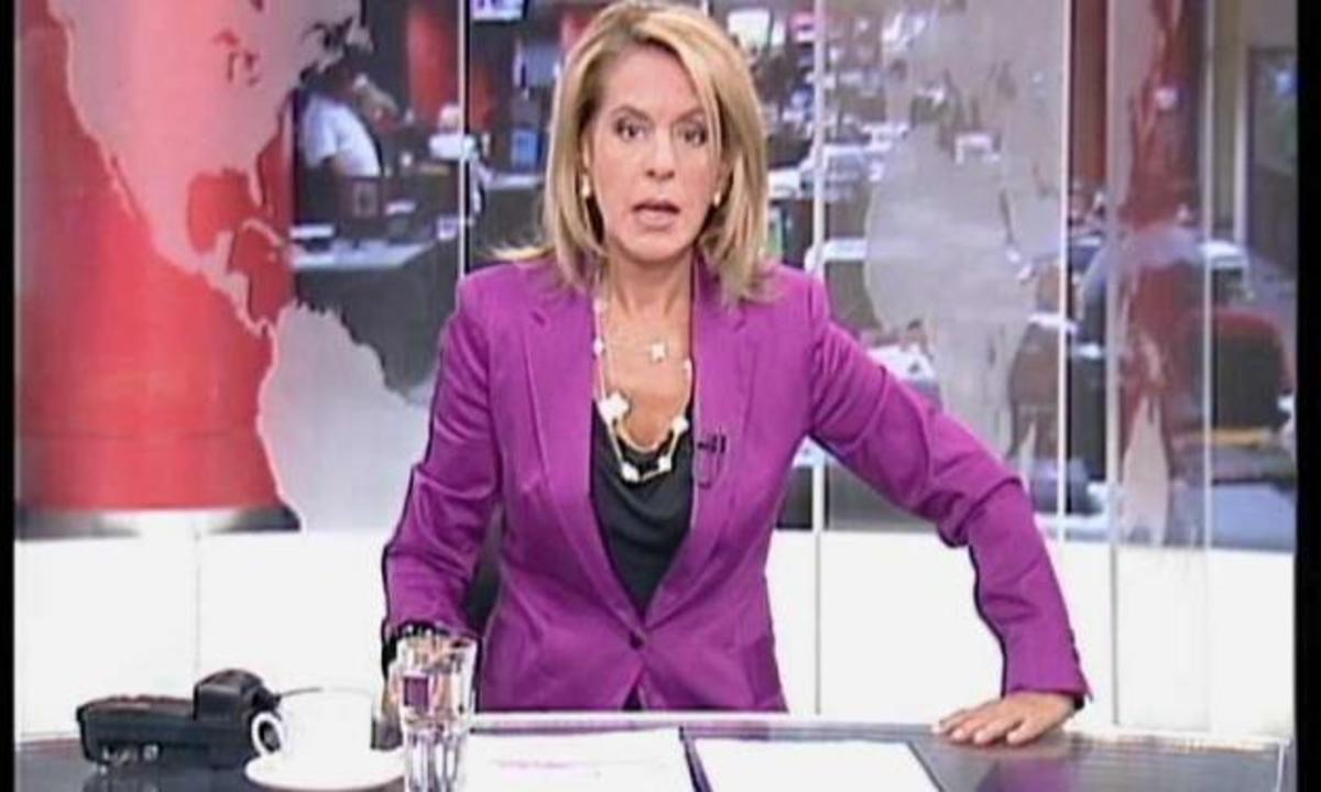 Γιατί απουσιάζει η Ολγα Τρέμη από το δελτίο του Mega ; | Newsit.gr