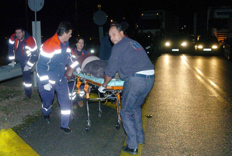 Τροχαίο με πέντε τραυματίες στην Ποσειδώνος   Newsit.gr