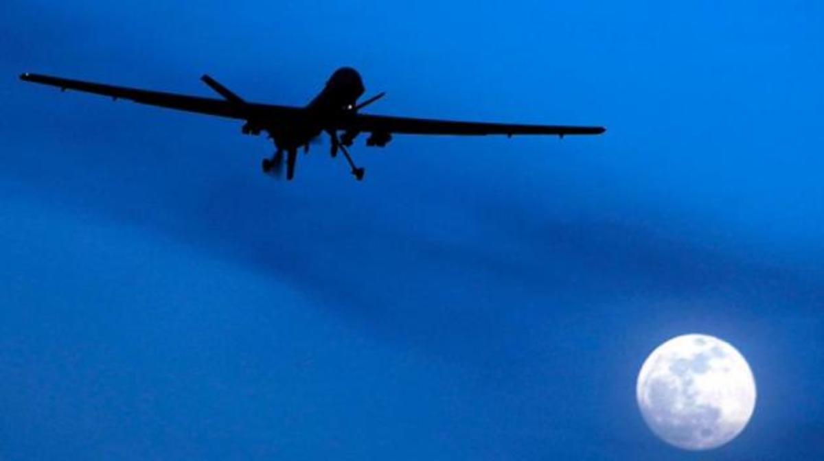 Τουρκικό μη επανδρωμένο αεροσκάφος το «ίχνος» στη Κάλυμνο;   Newsit.gr