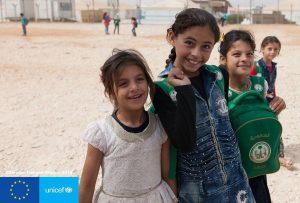 #Emergency Lessons: H UNICEF Ελλάδος στο μεγαλύτερο καταυλισμό προσφύγων της Ιορδανίας