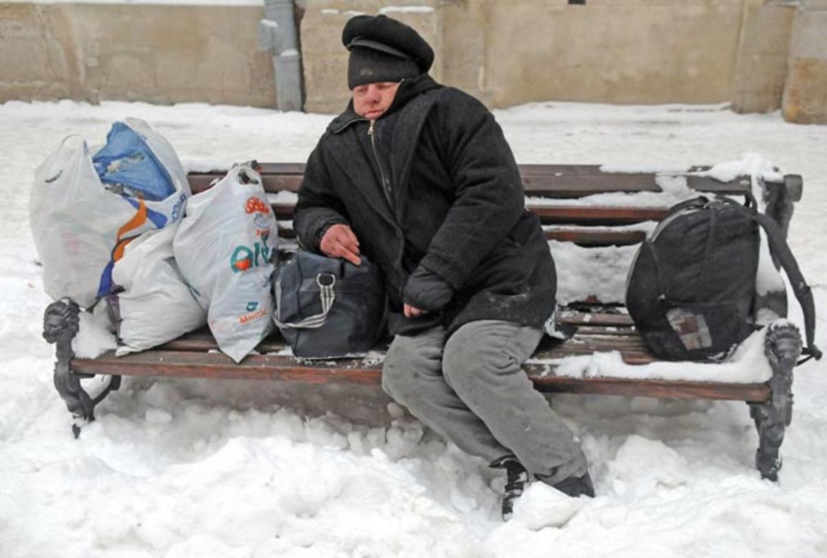Τους 61 έφτασαν οι νεκροί από το ψύχος στην Ουκρανία | Newsit.gr