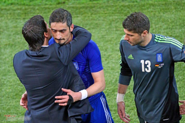 Λύμπε: Δεν είναι τελικός το ματς κόντρα στη Σλοβακία | Newsit.gr