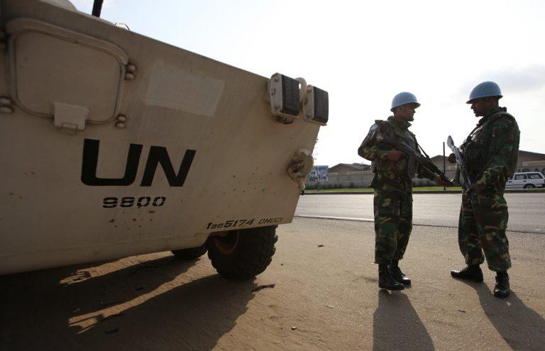 Α. Ελεφαντοστού: Ο απερχόμενος πρόεδρος κατηγορεί τον ΟΗΕ για πυροβολισμό εναντίον αμάχων | Newsit.gr
