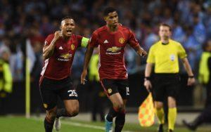 Europa League: Με γκολάρα το προβάδισμα πρόκρισης της Γιουνάιτεντ [vid]