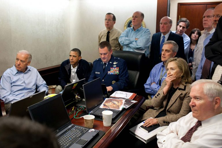 Καρέ, καρέ η επιχείρηση των Αμερικανών για τη δολοφονία του Λάντεν– Πως παρακολούθησε την επιχείρηση ο Ομπάμα | Newsit.gr