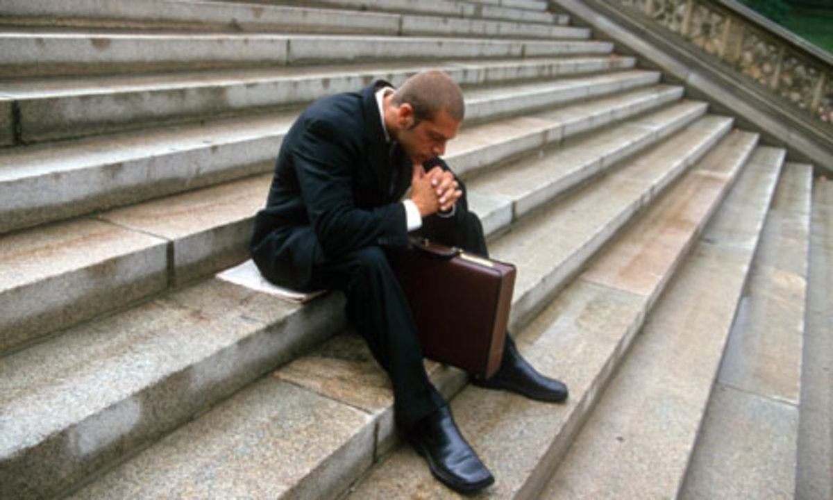 Πρωταθλητές στο …άγχος οι Έλληνες επιχειρηματίες! | Newsit.gr
