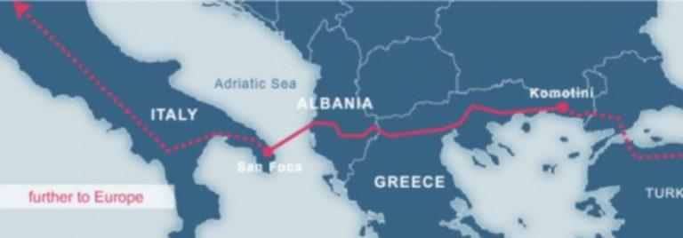 Αγωγός TAP. Ελλάδα-Ιταλία-Αλβανία βάζουν υπογραφές στην Αθήνα | Newsit.gr