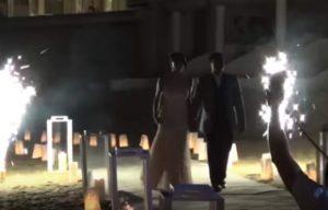 Μύκονος: Παραμυθένιος γάμος γεμάτος εκπλήξεις και εικόνες που συζητήθηκαν [vid]