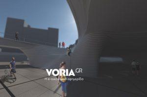 Θεσσαλονίκη: Αυτή είναι η φιλόδοξη πρόταση φοιτητών για πλατεία πάνω από το μετρό [pics]
