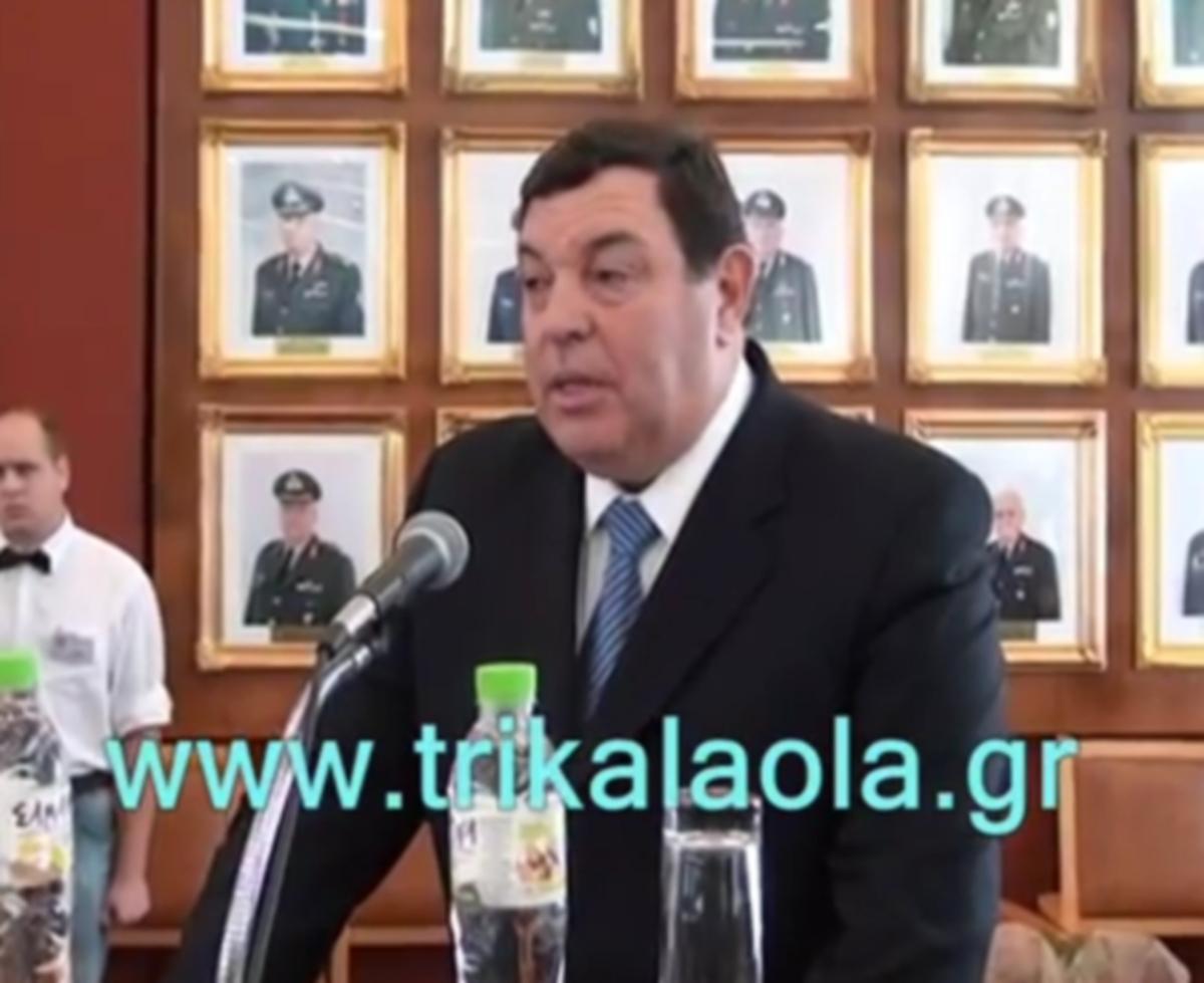 Χείμαρρος ο πρώην Α/ΓΕΣ εναντίον Μπεγλίτη και Πάγκαλου! Δείτε βίντεο | Newsit.gr