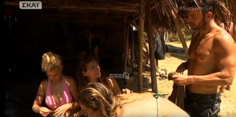 Απρόσμενη επίθεση της Βαλάβάνη στον Αγγελόπουλο! Τον «έθαψε» στο Survivor για τα πιτάκια!   Newsit.gr