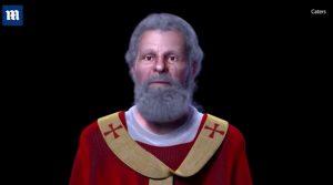 Άγιος Βαλεντίνος: Αυτό είναι το πρόσωπο του προστάτη των ερωτευμένων [vid]