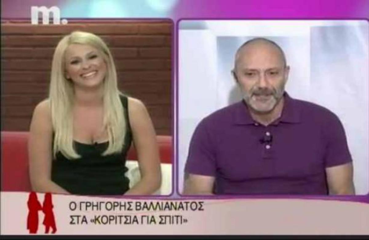 Γιατί ο Γρηγόρης Βαλλιανάτος  αρνήθηκε να σχολιάσει τον Νίκο Μιχαλολιάκο! | Newsit.gr