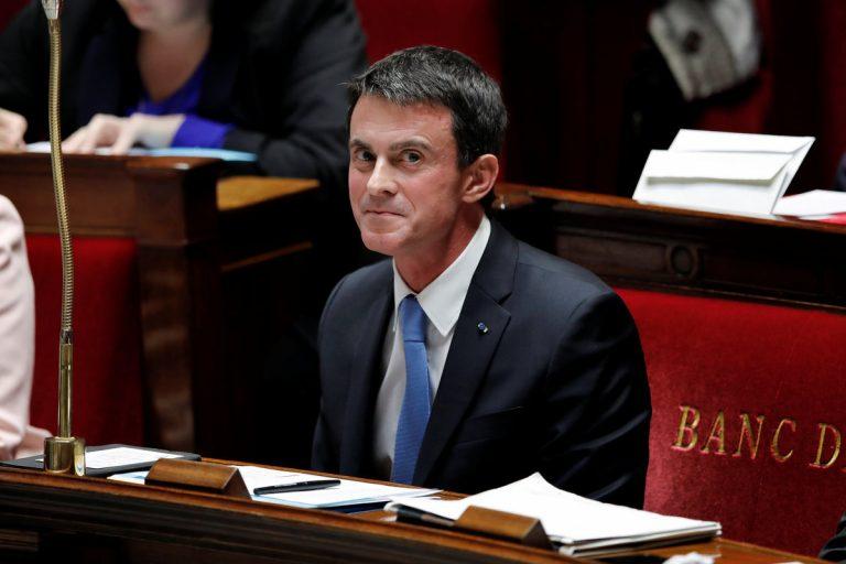 Τον Βαλς στο «τιμόνι» των Σοσιαλιστών θέλουν οι Γάλλοι | Newsit.gr
