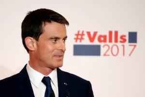 Γαλλία: Παραμένει φαβορί για το χρίσμα των Σοσιαλιστών ο Βαλς