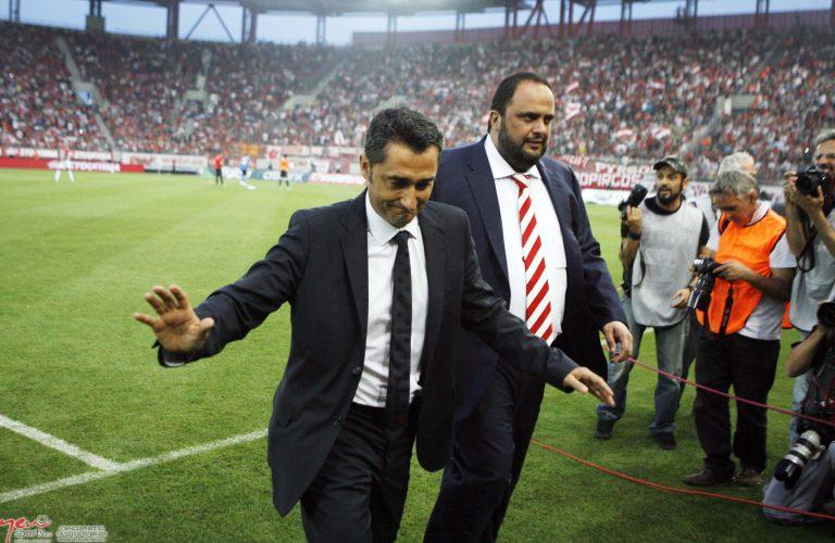 Βαλβέρδε: Λάθος να ψάχνουν τον αντι-Βαλβέρδε στον Ολυμπιακό | Newsit.gr