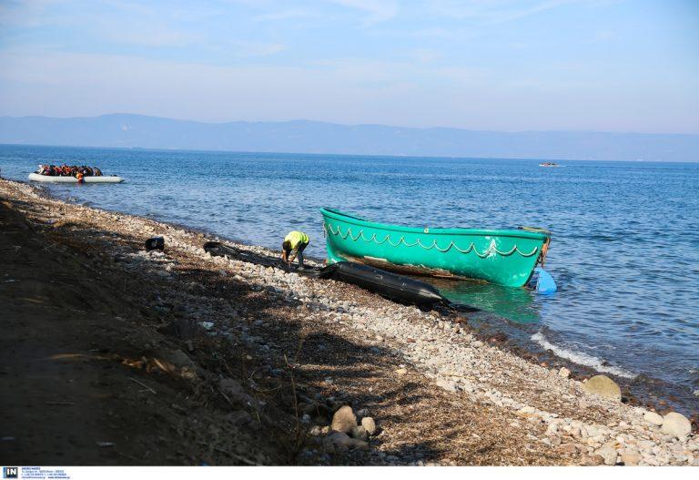 Μηδενικές οι ροές προσφύγων στο Β. Αιγαίο λόγω ανέμων | Newsit.gr