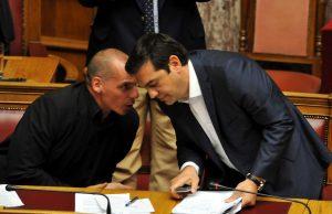Βαρουφάκης: Αγαπητέ Αλέξη, ΔΝΤ και Κομισιόν είναι οι δύο όψεις του ίδιου ανάλγητου νομίσματος