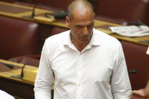 Βαρουφάκης στο Nouvel Observateur: Δεν θα είμαι υποψήφιος με τον ΣΥΡΙΖΑ