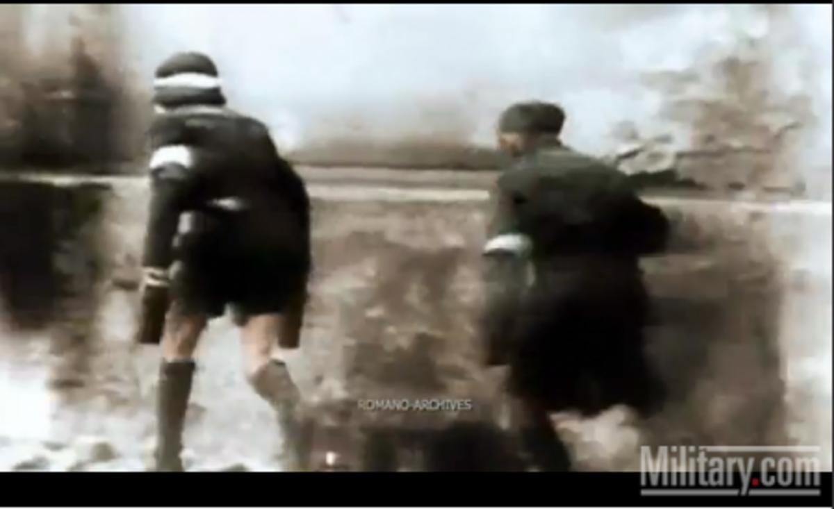 Η ηρωϊκή εξέγερση της Βαρσοβίας ενάντια στους ναζί και η αδιαφορία του Κόκκινιου Στρατού – Σπάνιο βίντεο | Newsit.gr
