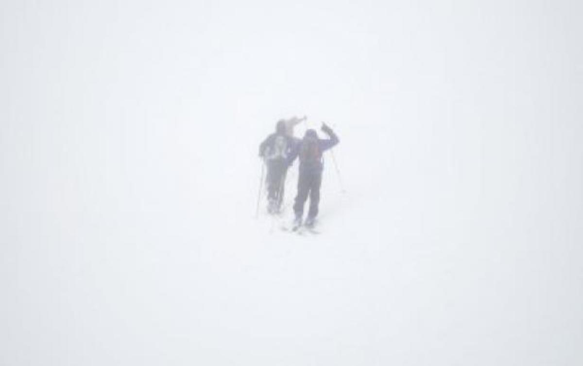 Πρεμιέρα με ομίχλη για το Χιονοδρομικό στο Βελούχι – ΒΙΝΤΕΟ | Newsit.gr