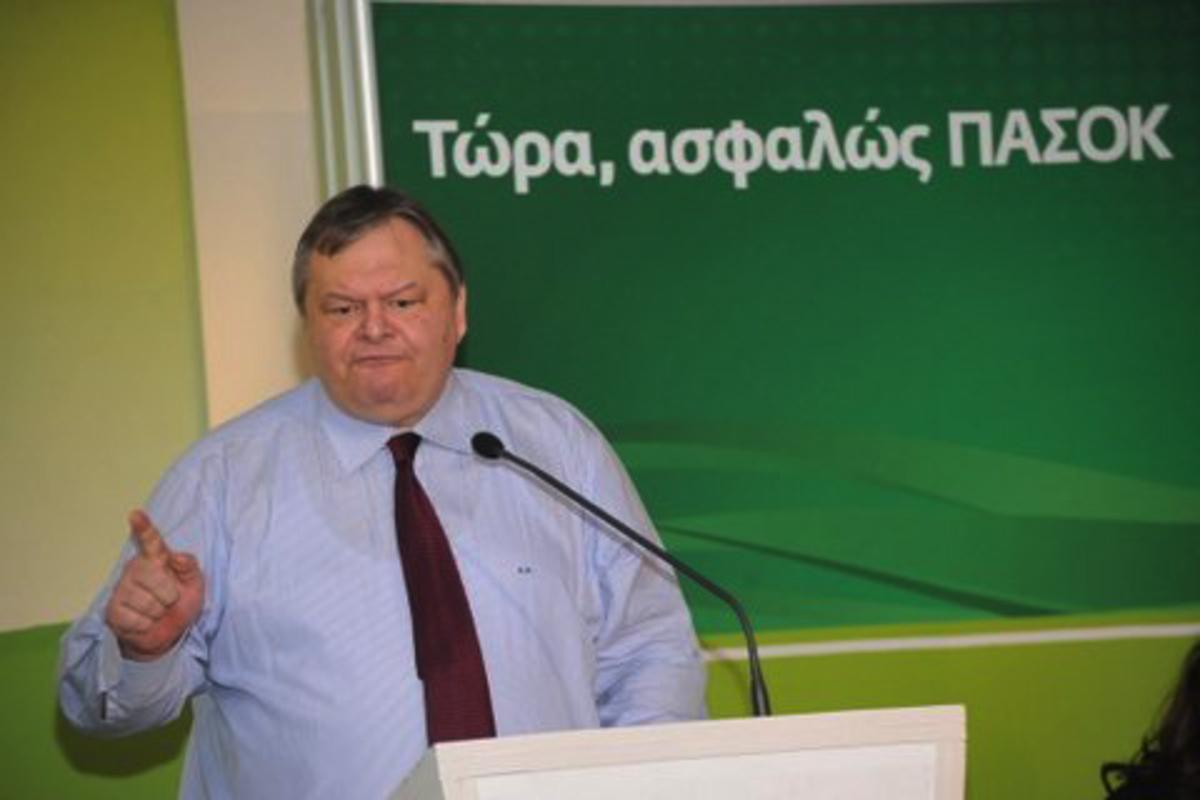 Βενιζέλος: Ακυβερνησία μπορεί να υπάρξει και μετά τις 17 Ιουνίου | Newsit.gr