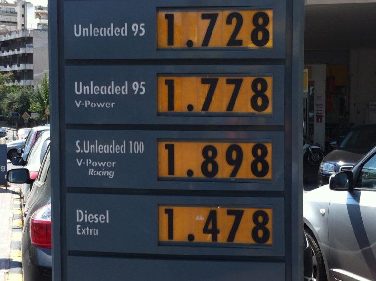 Που θα φτάσει επιτέλους η βενζίνη; – Πίνακας με τις τιμές – φωτιά | Newsit.gr