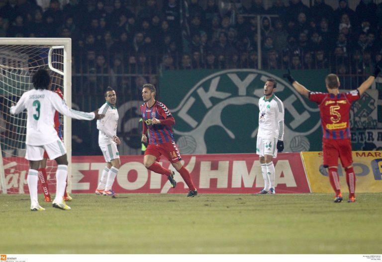 ΤΕΛΙΚΟ: Βέροια – Παναθηναϊκός 3-0 | Newsit.gr