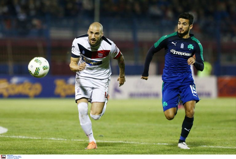 Βέροια – Παναθηναϊκός 1-1 ΤΕΛΙΚΟ | Newsit.gr