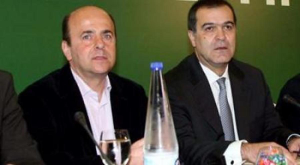 Τα είπαν Αλαφούζος-Βγενόπουλος | Newsit.gr