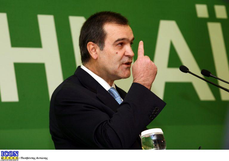 Βγενόπουλος: Σε λάθος βάση από την αρχή το θέμα του γηπέδου | Newsit.gr